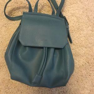 Matt + Nat blue backpack